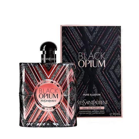 Black Opium Pure Illusion Yves Saint Laurent