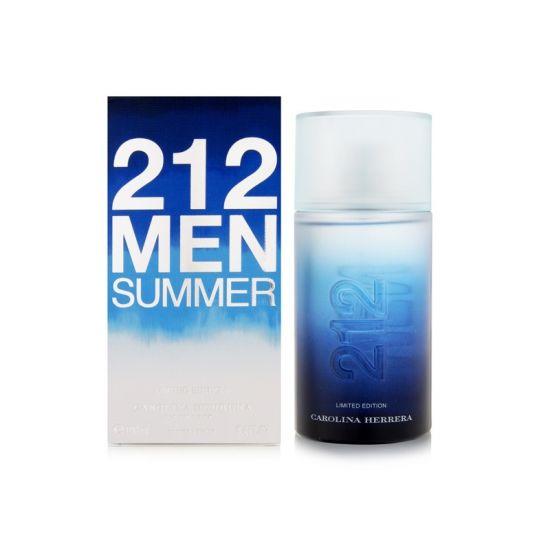 Carolina Herrera «212 Men Summer»