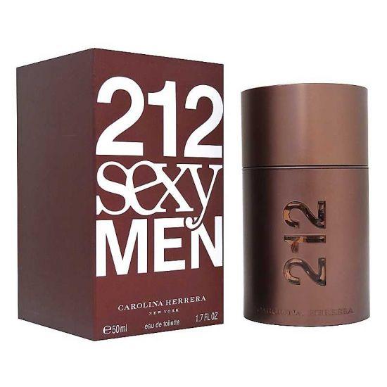 Carolina Herrera «212 Sexy Men»