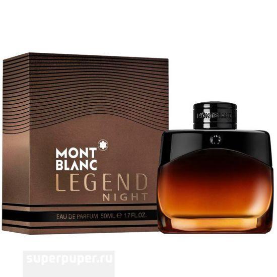 Legend Night Montblanc