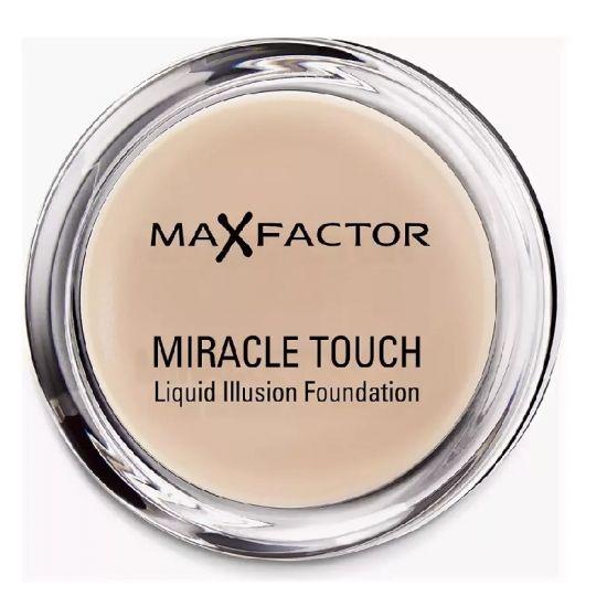 Тональный крем Max Factor «Miracle Touch Liquid Illusion Foundation»
