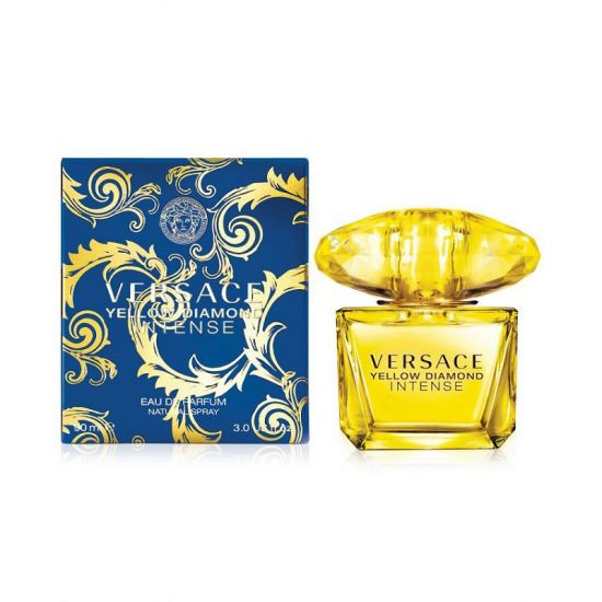 Versace «Yellow Diamond Intense»