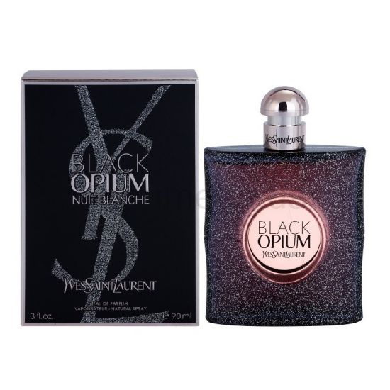 Yves Saint Laurent «Black Opium Nuit Blanche»